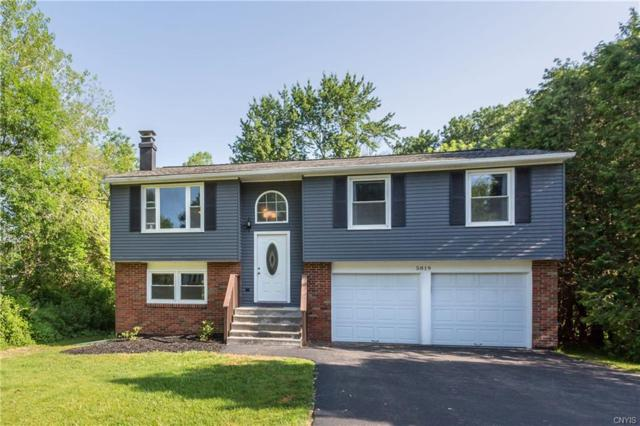 5819 Reis Drive, Cicero, NY 13039 (MLS #S1208651) :: The Rich McCarron Team