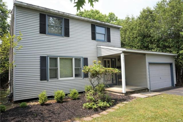 405 Yale Avenue, Geddes, NY 13219 (MLS #S1208690) :: Robert PiazzaPalotto Sold Team