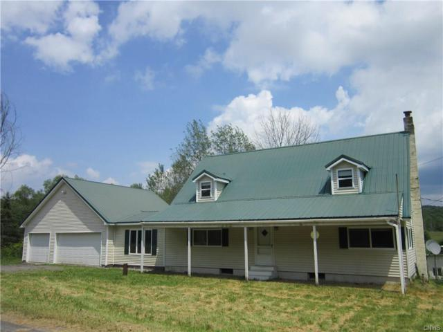 7888 Buck Hill Road, Western, NY 13486 (MLS #S1208994) :: Robert PiazzaPalotto Sold Team