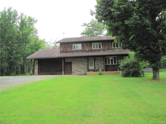9373 Horseshoe Island Rd Road, Clay, NY 13041 (MLS #S1209480) :: The Rich McCarron Team