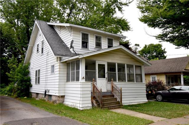 220 S Midler Avenue, Syracuse, NY 13206 (MLS #S1209642) :: Robert PiazzaPalotto Sold Team