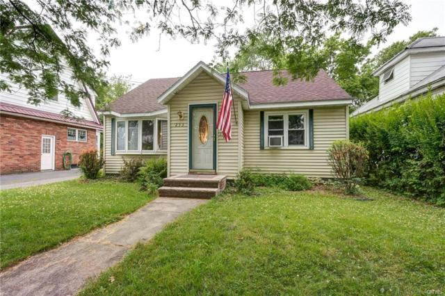 253 Rigi Avenue, Syracuse, NY 13206 (MLS #S1209688) :: Robert PiazzaPalotto Sold Team