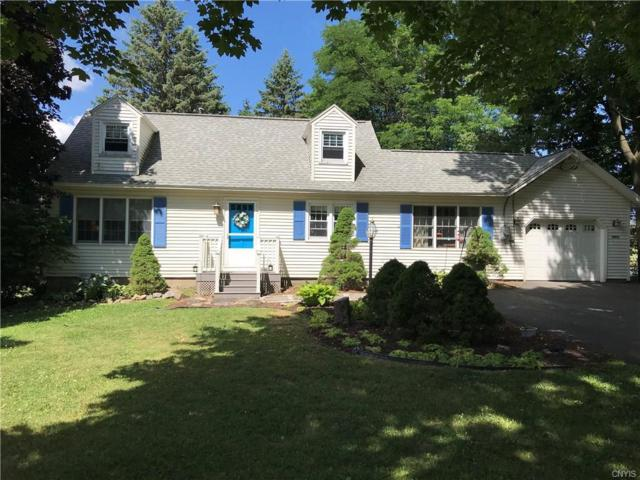 4455 Limeledge Road, Marcellus, NY 13108 (MLS #S1210202) :: The Chip Hodgkins Team