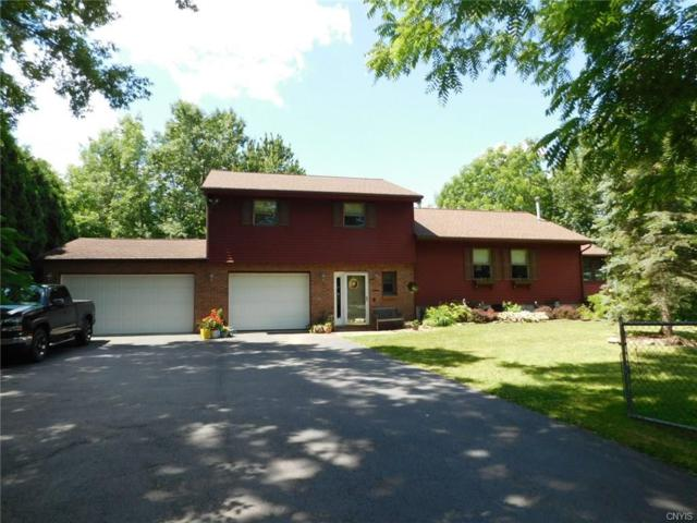 8077 Weedsport Sennett Road, Sennett, NY 13166 (MLS #S1210337) :: Updegraff Group