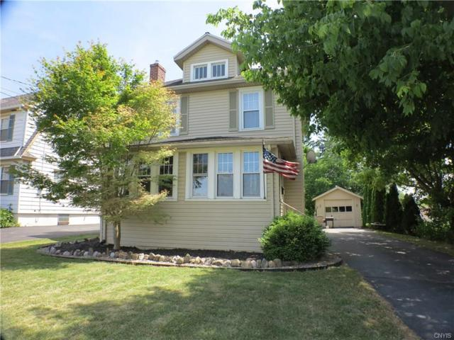 1038 Sunnycrest Road, Syracuse, NY 13206 (MLS #S1210673) :: Robert PiazzaPalotto Sold Team