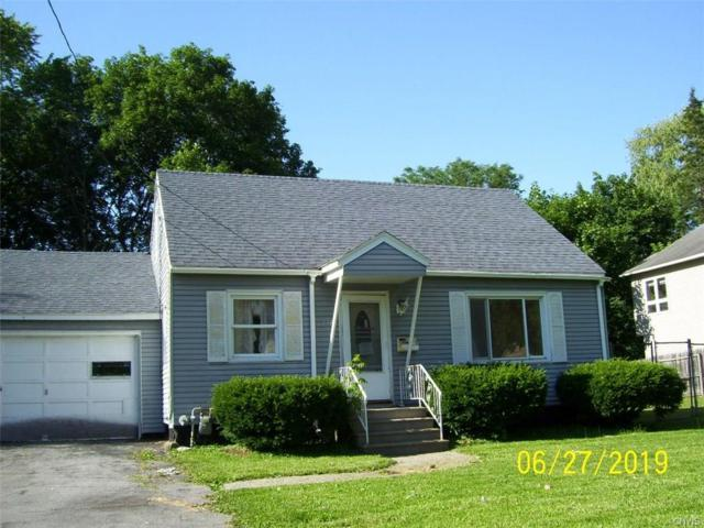 134 W Florence Avenue, Syracuse, NY 13205 (MLS #S1211195) :: Robert PiazzaPalotto Sold Team
