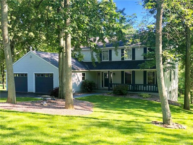 42 Seven Pines Drive, Oswego-Town, NY 13126 (MLS #S1211202) :: Robert PiazzaPalotto Sold Team
