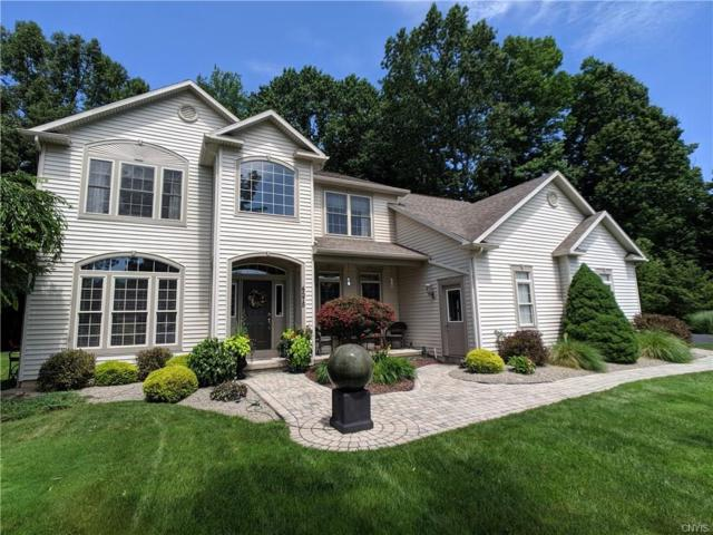 4575 Quarry Point Circle, Clay, NY 13041 (MLS #S1211642) :: The Chip Hodgkins Team