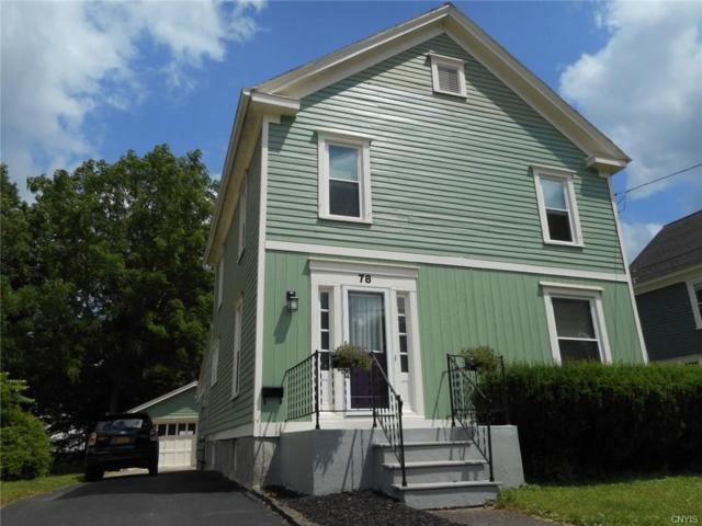 78 Hamlin Street, Cortland, NY 13045 (MLS #S1211729) :: Thousand Islands Realty