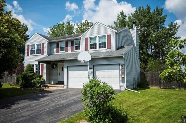 4019 Plum Yew Circle, Clay, NY 13090 (MLS #S1211957) :: The Chip Hodgkins Team