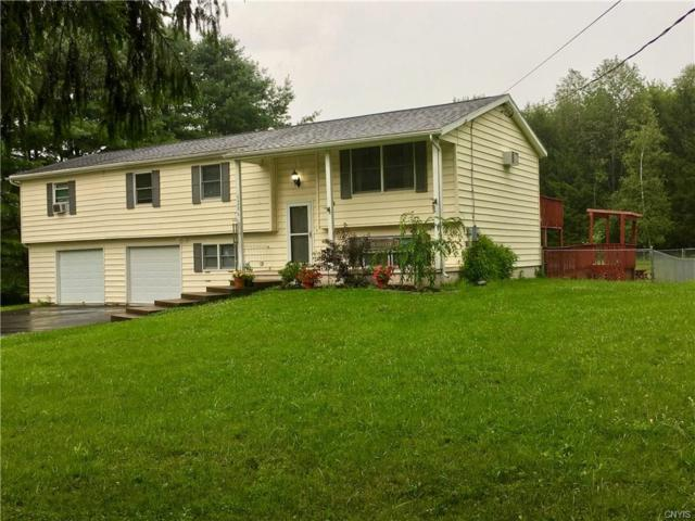 6498 Monument Road, Whitestown, NY 13440 (MLS #S1211989) :: Thousand Islands Realty