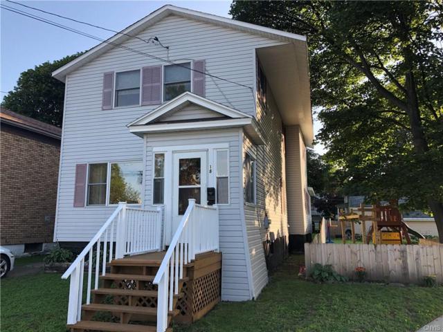 18 W 3rd Street, Oswego-City, NY 13126 (MLS #S1212391) :: Robert PiazzaPalotto Sold Team