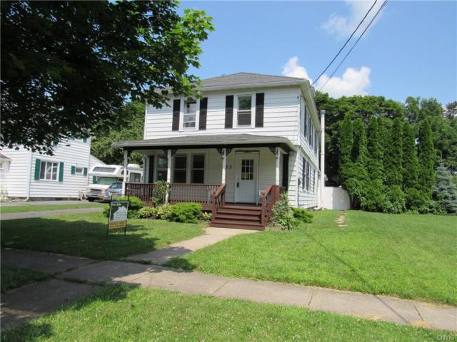 73 Cottage Street, Auburn, NY 13021 (MLS #S1212423) :: Robert PiazzaPalotto Sold Team