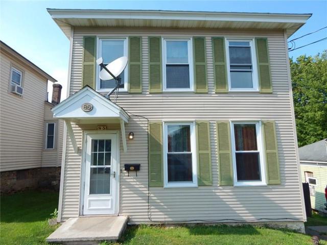 85 Tallman Street, Oswego-City, NY 13126 (MLS #S1212801) :: Thousand Islands Realty