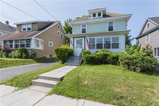 929 Wadsworth Street, Syracuse, NY 13208 (MLS #S1215880) :: 716 Realty Group