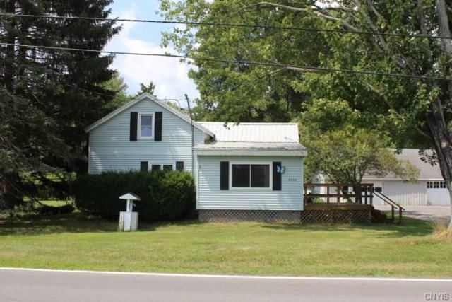 2490 Edwards Road, Waterloo, NY 13165 (MLS #S1216281) :: Robert PiazzaPalotto Sold Team