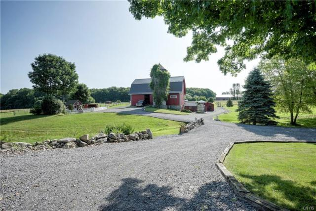 7322 Parcell Road, Sennett, NY 13021 (MLS #S1216597) :: Thousand Islands Realty