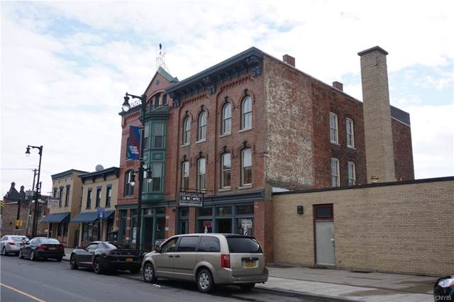 Investment pkg. Nside And Eastwood Street, Syracuse, NY 13208 (MLS #S1218168) :: Robert PiazzaPalotto Sold Team