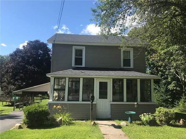 22387 Alexandria Street Road, Wilna, NY 13619 (MLS #S1222063) :: Robert PiazzaPalotto Sold Team