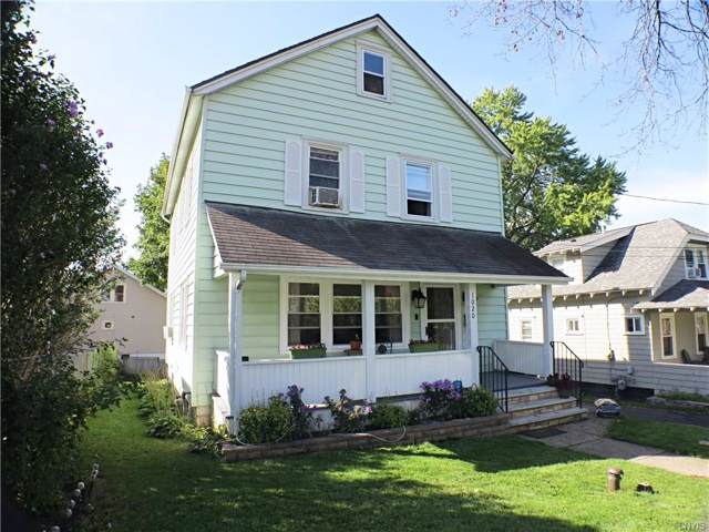 1020 Sunnycrest Road, Syracuse, NY 13206 (MLS #S1224569) :: Thousand Islands Realty
