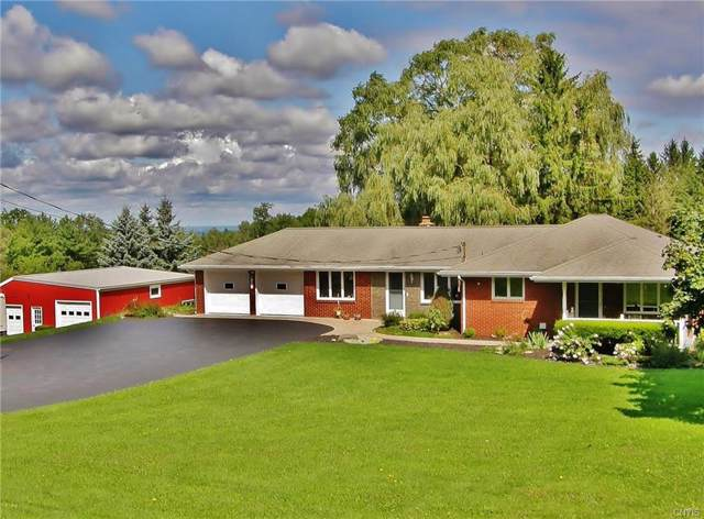5839 Bull Hill Road, Onondaga, NY 13084 (MLS #S1224895) :: BridgeView Real Estate Services