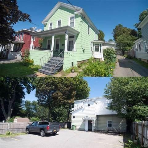 163 E 9th Street, Oswego-City, NY 13126 (MLS #S1225270) :: Robert PiazzaPalotto Sold Team