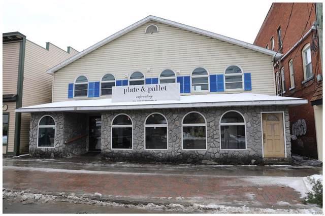 10 E Main Street, Eaton, NY 13408 (MLS #S1225376) :: Lore Real Estate Services