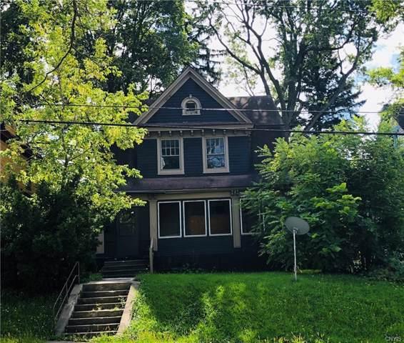 302 Lexington Avenue, Syracuse, NY 13210 (MLS #S1225427) :: The Glenn Advantage Team at Howard Hanna Real Estate Services