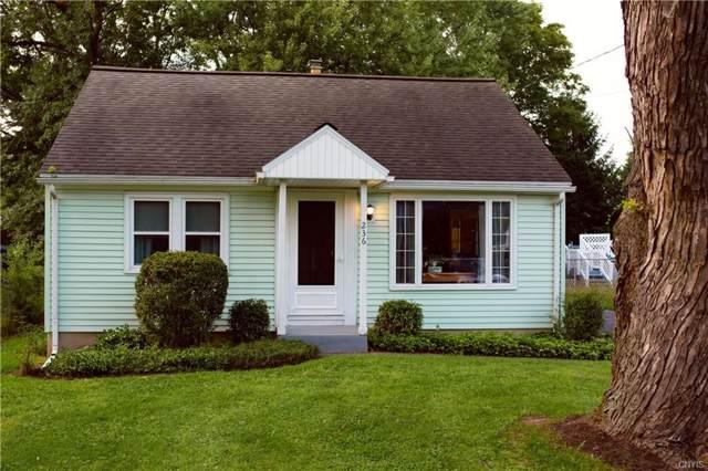 236 Stonefield Road, Onondaga, NY 13205 (MLS #S1225490) :: Updegraff Group