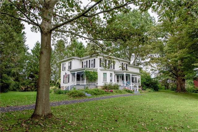 12924 White Cemetery Road, Ira, NY 13074 (MLS #S1225538) :: Robert PiazzaPalotto Sold Team