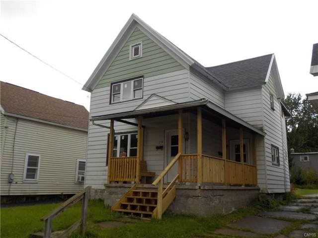 276 E Clark Street, German Flatts, NY 13357 (MLS #S1225589) :: BridgeView Real Estate Services