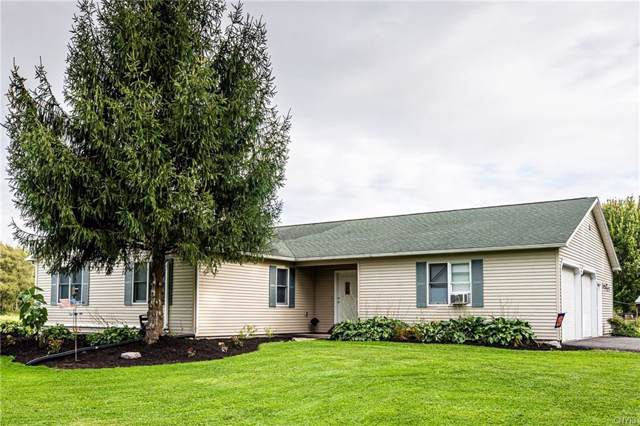 8080 Saintsville Road, Manlius, NY 13082 (MLS #S1225604) :: BridgeView Real Estate Services