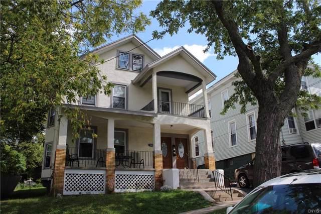 802 Vine Street, Syracuse, NY 13203 (MLS #S1225655) :: Thousand Islands Realty