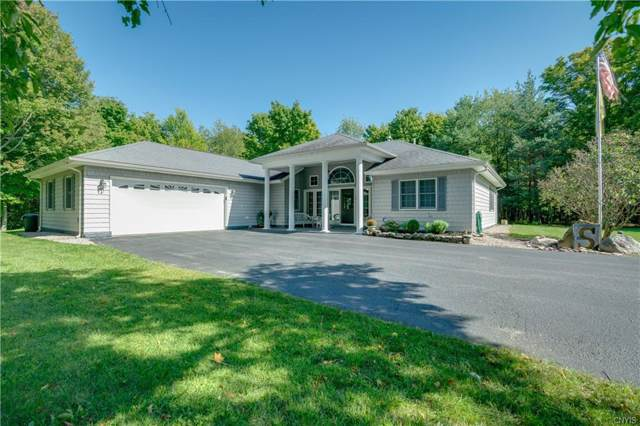 20338 County Route 3, Orleans, NY 13656 (MLS #S1225695) :: The CJ Lore Team | RE/MAX Hometown Choice
