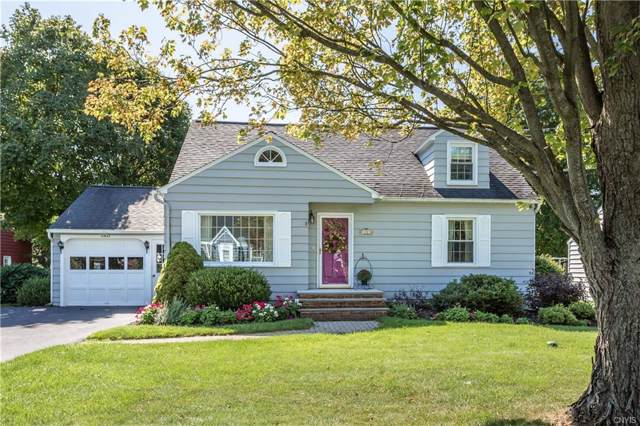 1003 West High Terrace, Geddes, NY 13219 (MLS #S1225705) :: BridgeView Real Estate Services