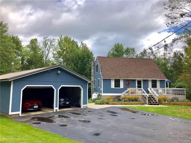 580 Oconnor Road, Scriba, NY 13126 (MLS #S1225709) :: BridgeView Real Estate Services