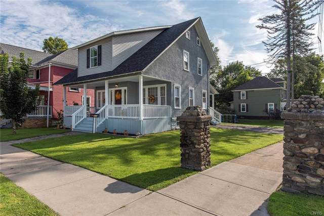 419 Otsego Street, German Flatts, NY 13357 (MLS #S1225773) :: BridgeView Real Estate Services