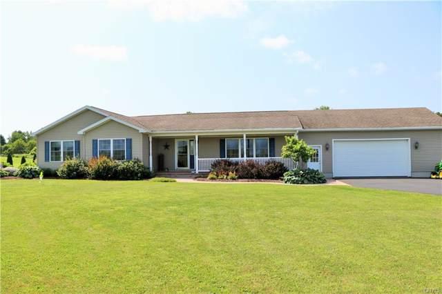 3020 Amber Road, Onondaga, NY 13110 (MLS #S1225775) :: BridgeView Real Estate Services