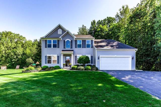 4467 Millstream Drive, Clay, NY 13041 (MLS #S1225827) :: BridgeView Real Estate Services