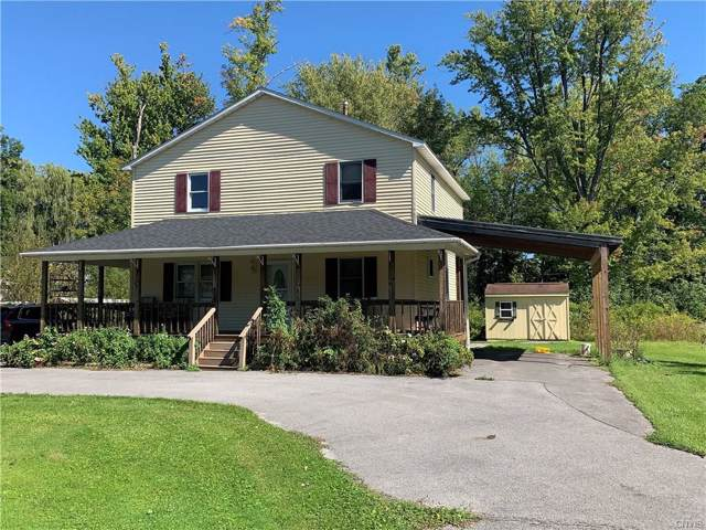 9142 Walnut Point Road, Lenox, NY 13032 (MLS #S1225870) :: The CJ Lore Team | RE/MAX Hometown Choice