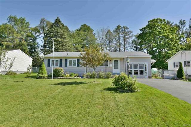 420 Fiore Drive, Utica, NY 13502 (MLS #S1225941) :: Thousand Islands Realty