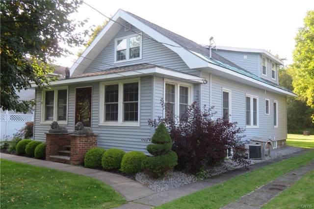 5967 Old Oneida Road, Rome-Outside, NY 13440 (MLS #S1225963) :: Thousand Islands Realty