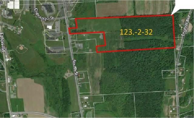 0 South Street, Eaton, NY 13408 (MLS #S1226040) :: The Glenn Advantage Team at Howard Hanna Real Estate Services