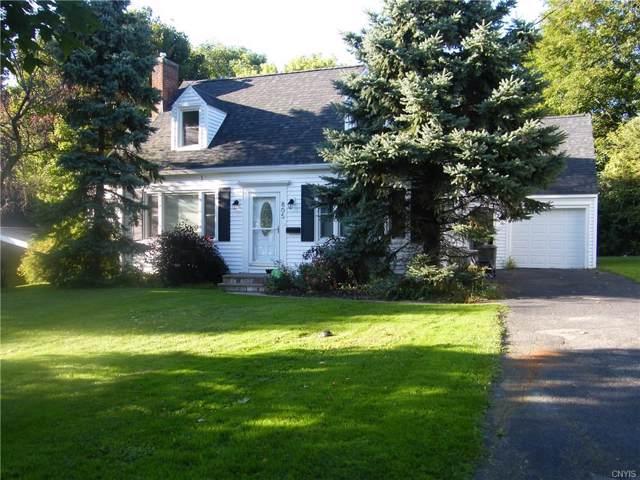 805 Nottingham Road, Dewitt, NY 13224 (MLS #S1226047) :: BridgeView Real Estate Services