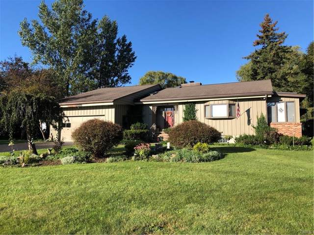 4283 Watervale Road, Pompey, NY 13104 (MLS #S1226117) :: Thousand Islands Realty