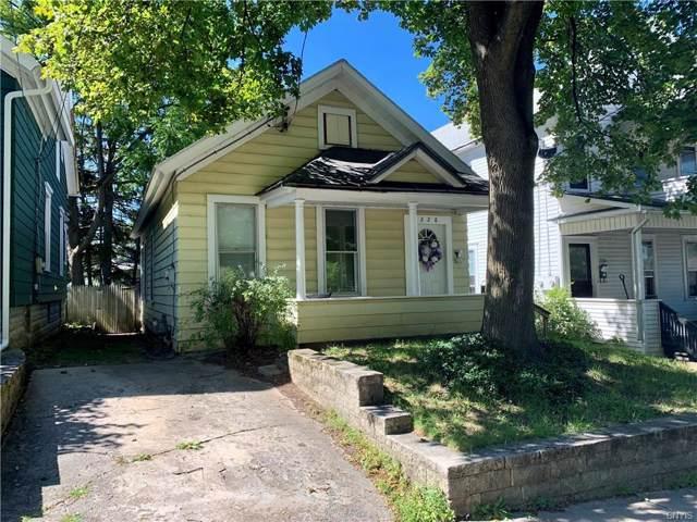 228 Rider Avenue, Syracuse, NY 13207 (MLS #S1226140) :: The Glenn Advantage Team at Howard Hanna Real Estate Services