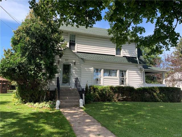 27 Main Street, Philadelphia, NY 13673 (MLS #S1226228) :: Thousand Islands Realty