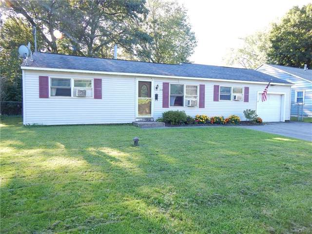 310 Belmore Drive, Clay, NY 13212 (MLS #S1226356) :: The Rich McCarron Team