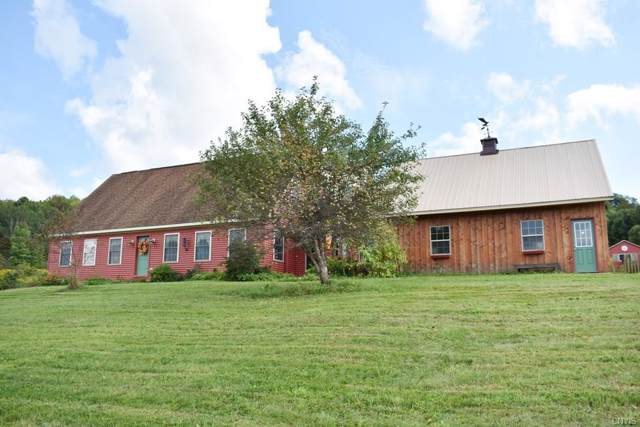 1458 State Route 392, Virgil, NY 13045 (MLS #S1226516) :: 716 Realty Group