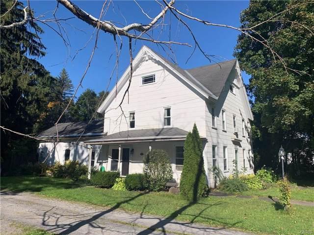 1647 Cortland Street, De Ruyter, NY 13052 (MLS #S1226749) :: The Chip Hodgkins Team